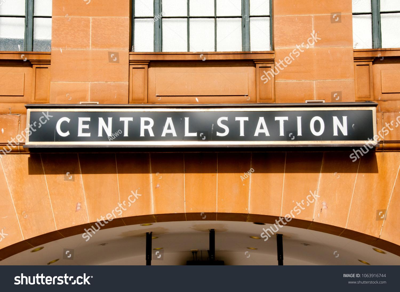 Central Station Sydney Australia Stock Photo (Edit Now) 1063916744 ... 9ab5f6d92