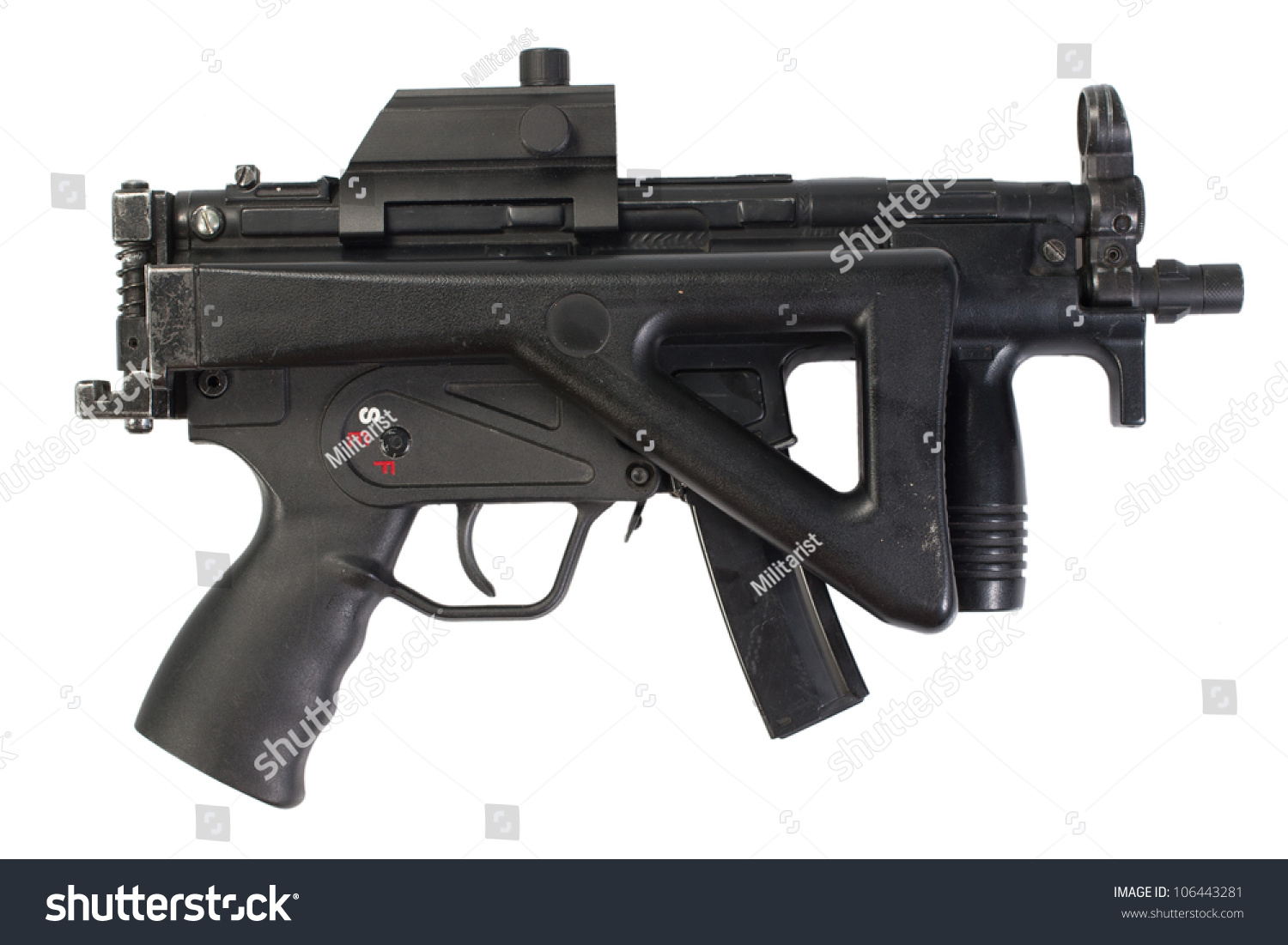 1000  images about Weapons - Heckler & Koch MP5 on Pinterest