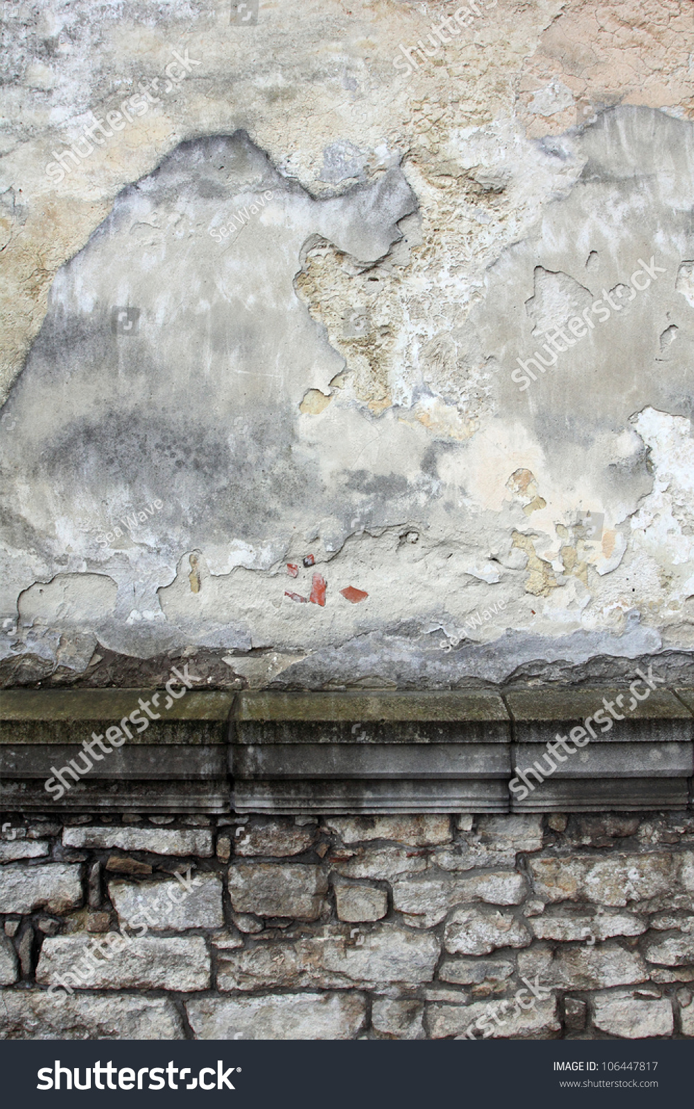 Vintage Stone Walls : Vintage stone wall stock photo shutterstock
