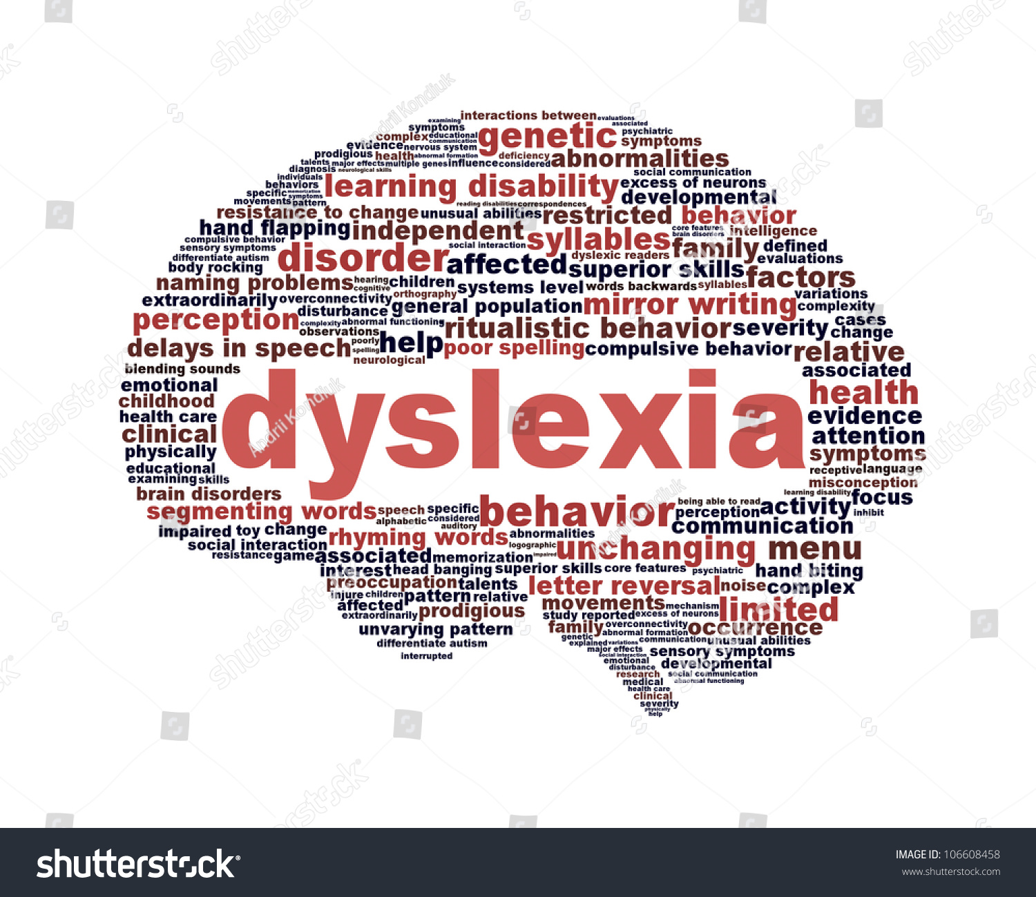 """an overview of the disease dyslexia It is not a definition of dyslexia, which is one specific learning disability the term """" learning  new – one-page summary sheet of the warning signs of dyslexia."""
