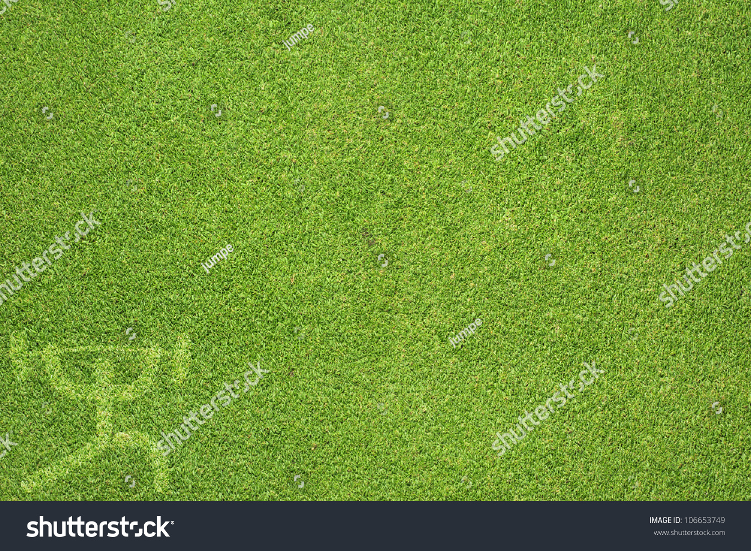 sport weight on green grass texture stock illustration 106653749