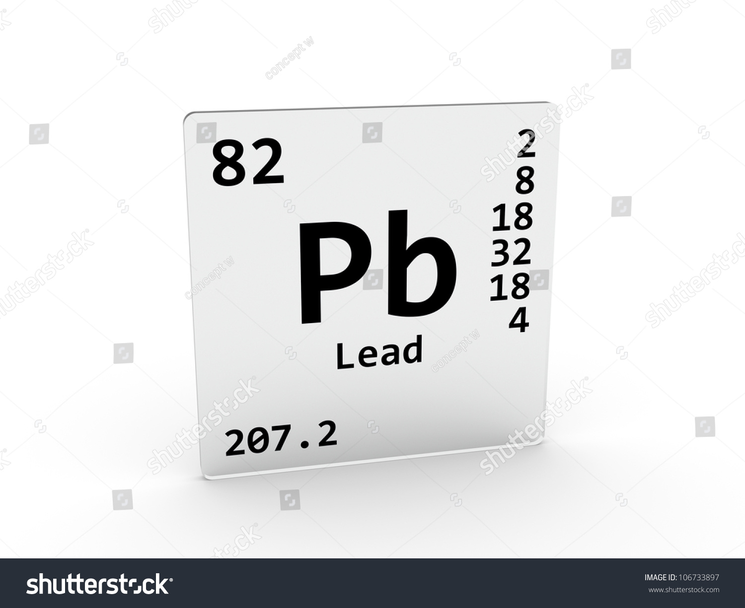 Image gallery lead periodic table gamestrikefo Gallery