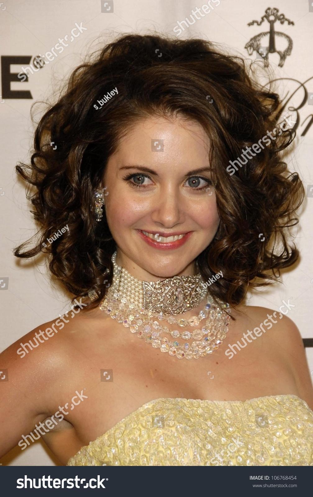 Alison Rey alison brie live revue night on stock photo (edit now) 106768454