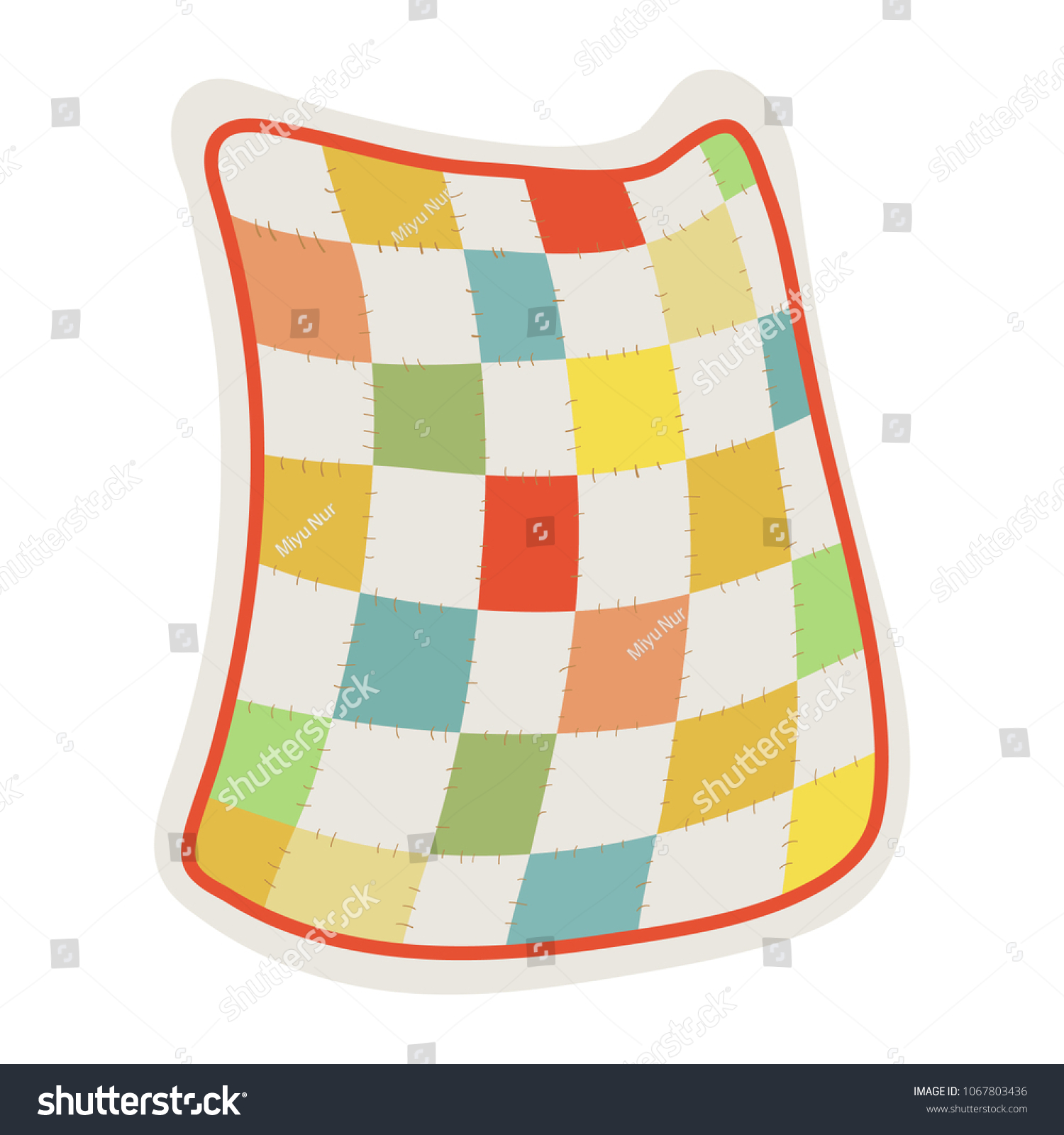 Blanket Clip Art