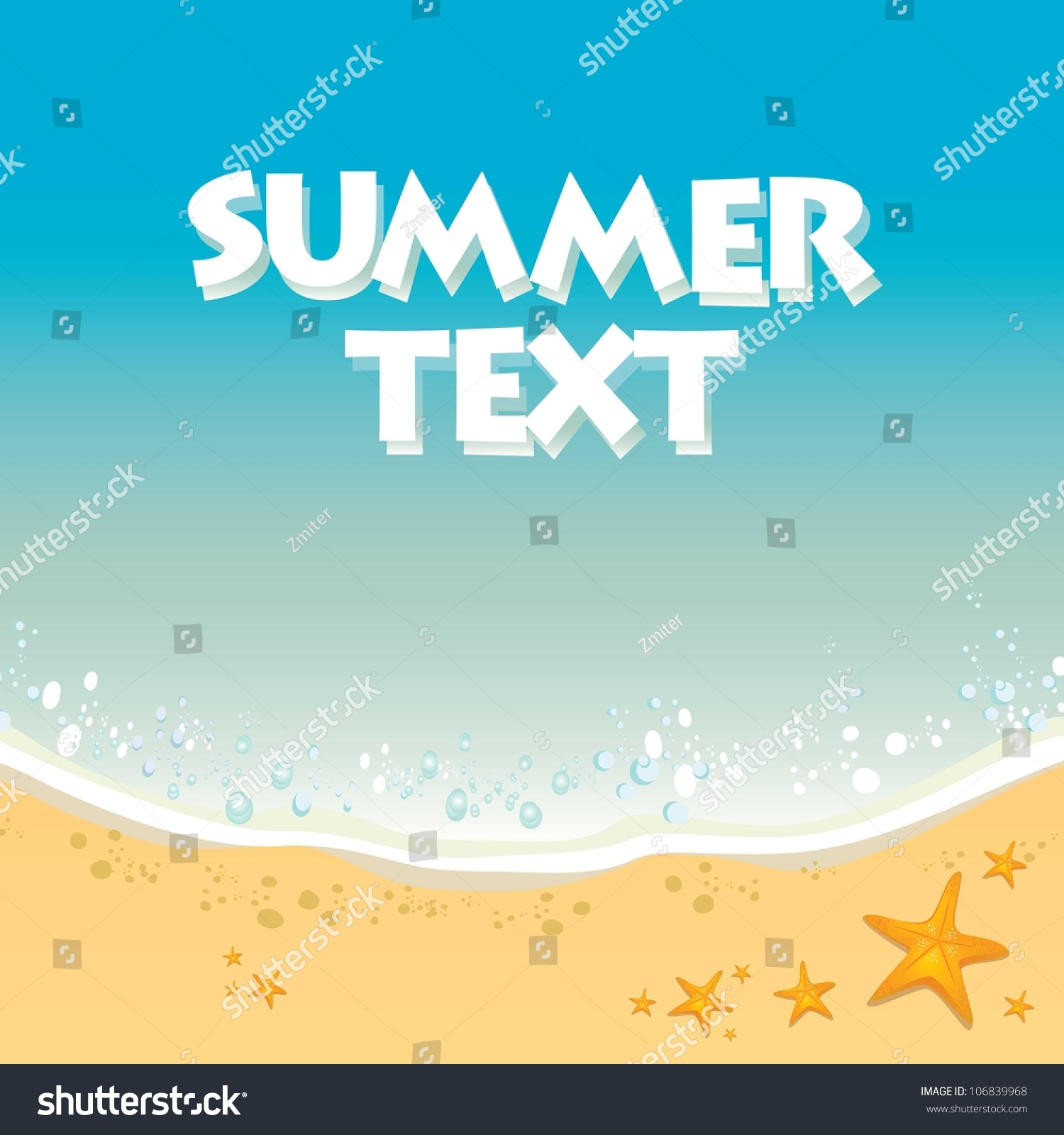 summer holiday web print template tropical stock vector 106839968 summer holiday web and print template tropical beach summer beach party flyer vector