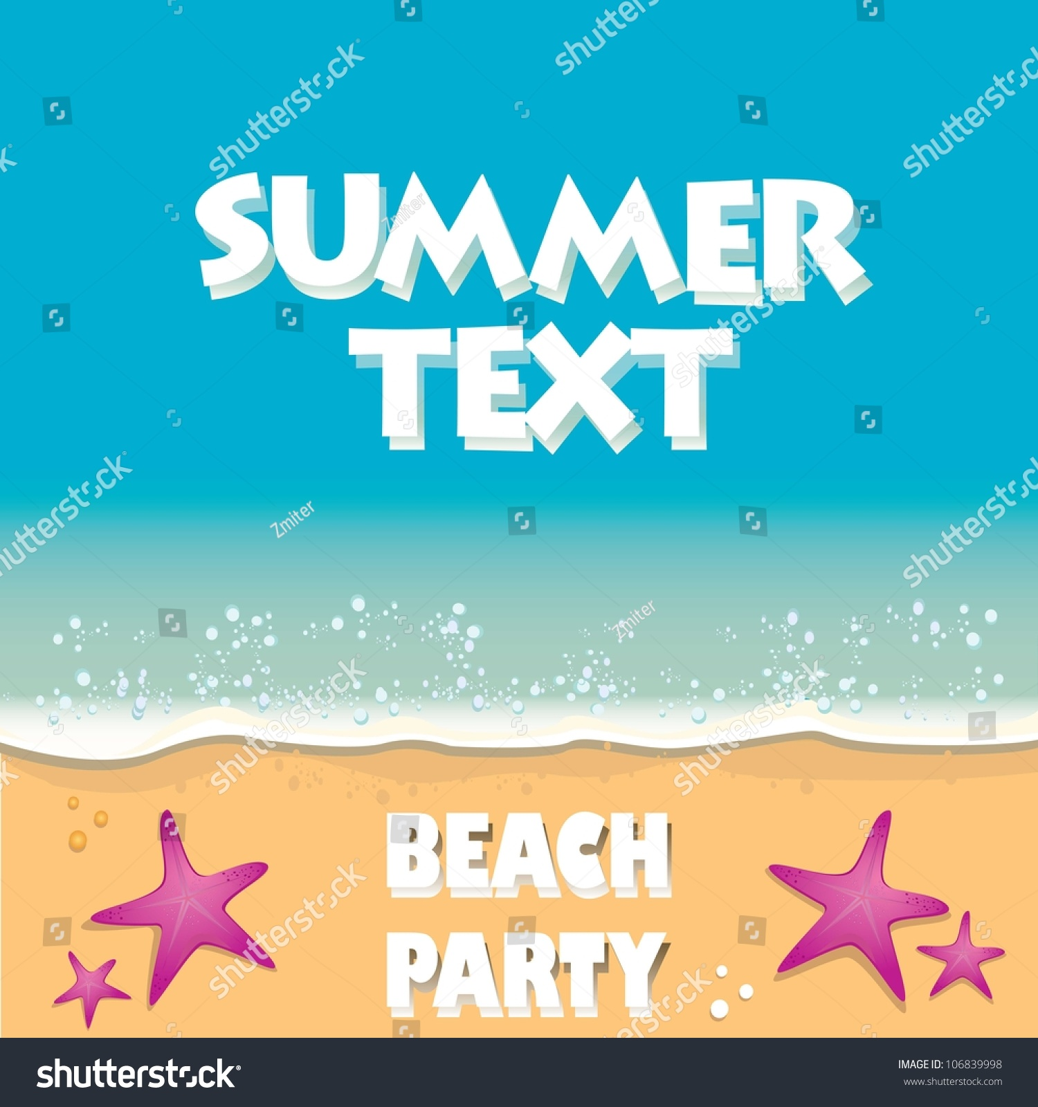summer holiday web and print template tropical beach summer save to a lightbox