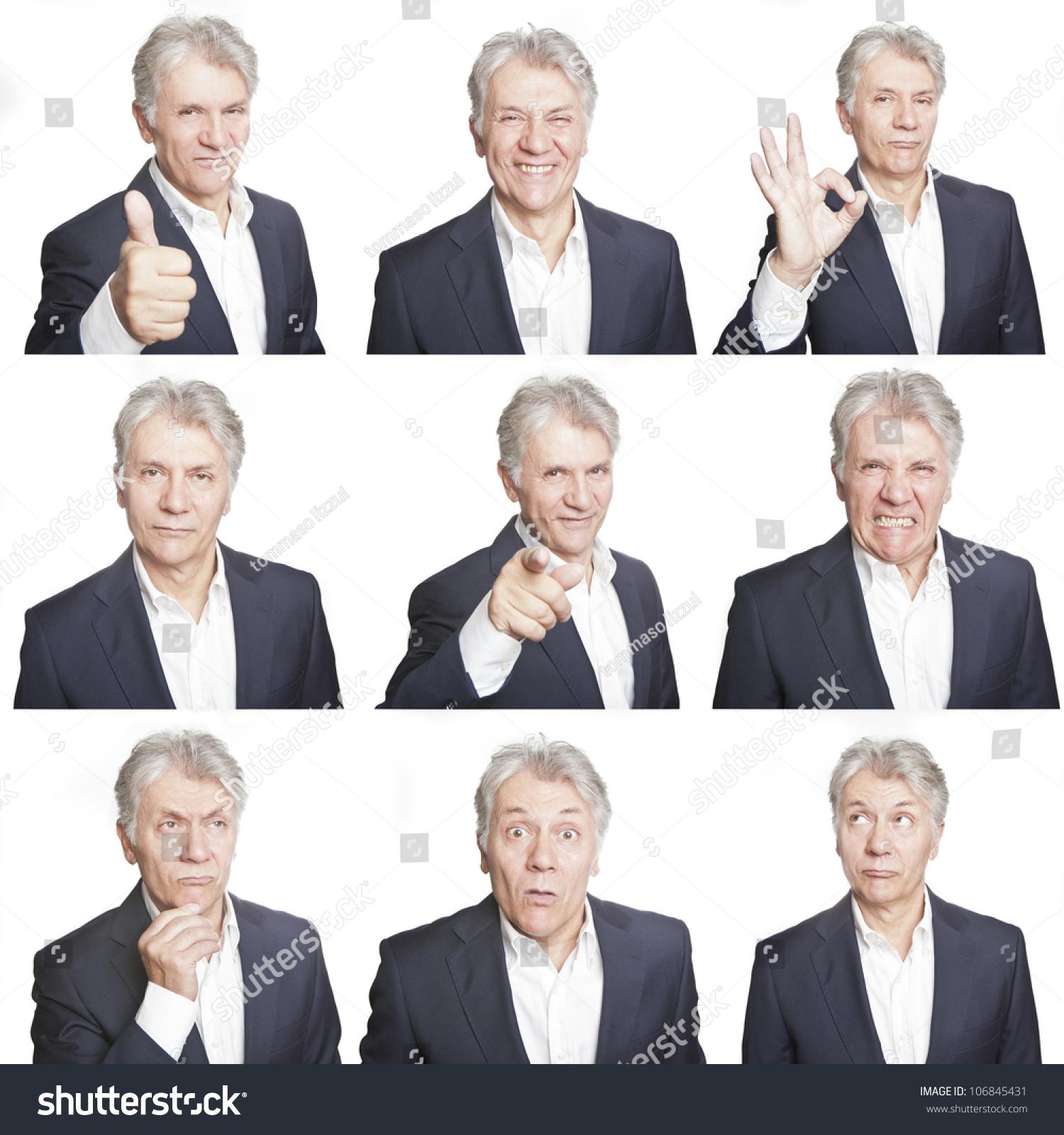 Фотографии зрелых мужчин в лицах 6 фотография