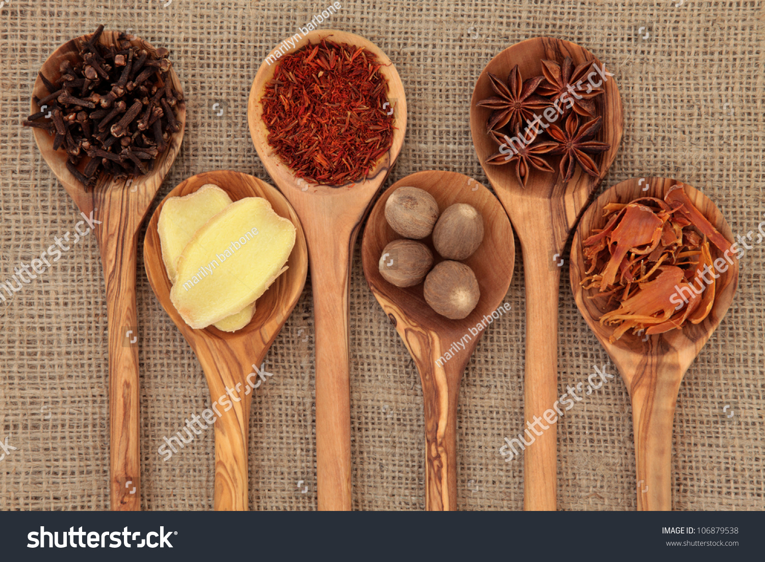 Image Gallery mace spice