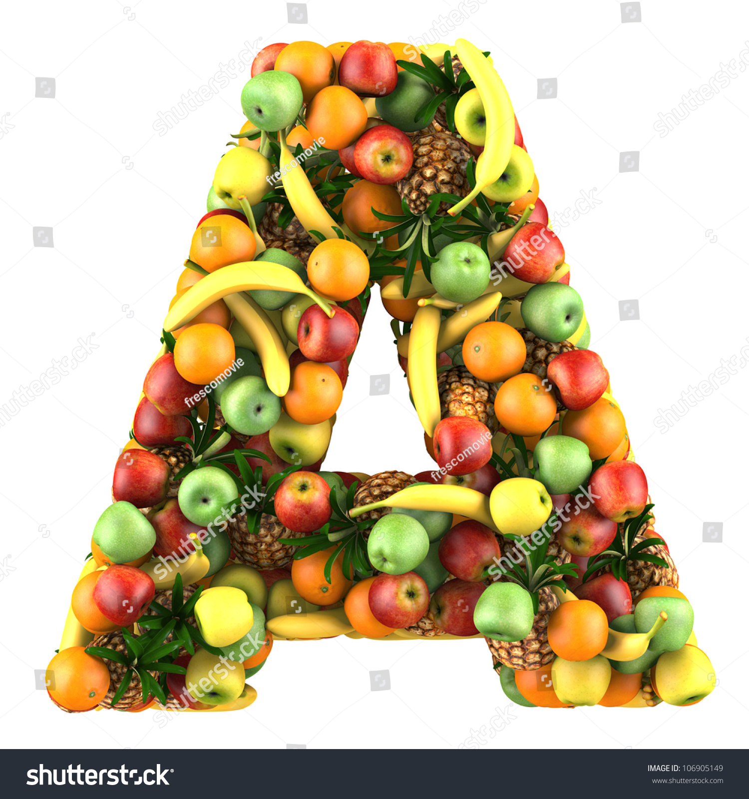 Fruit With The Letter I Pictures To Pin On Pinterest