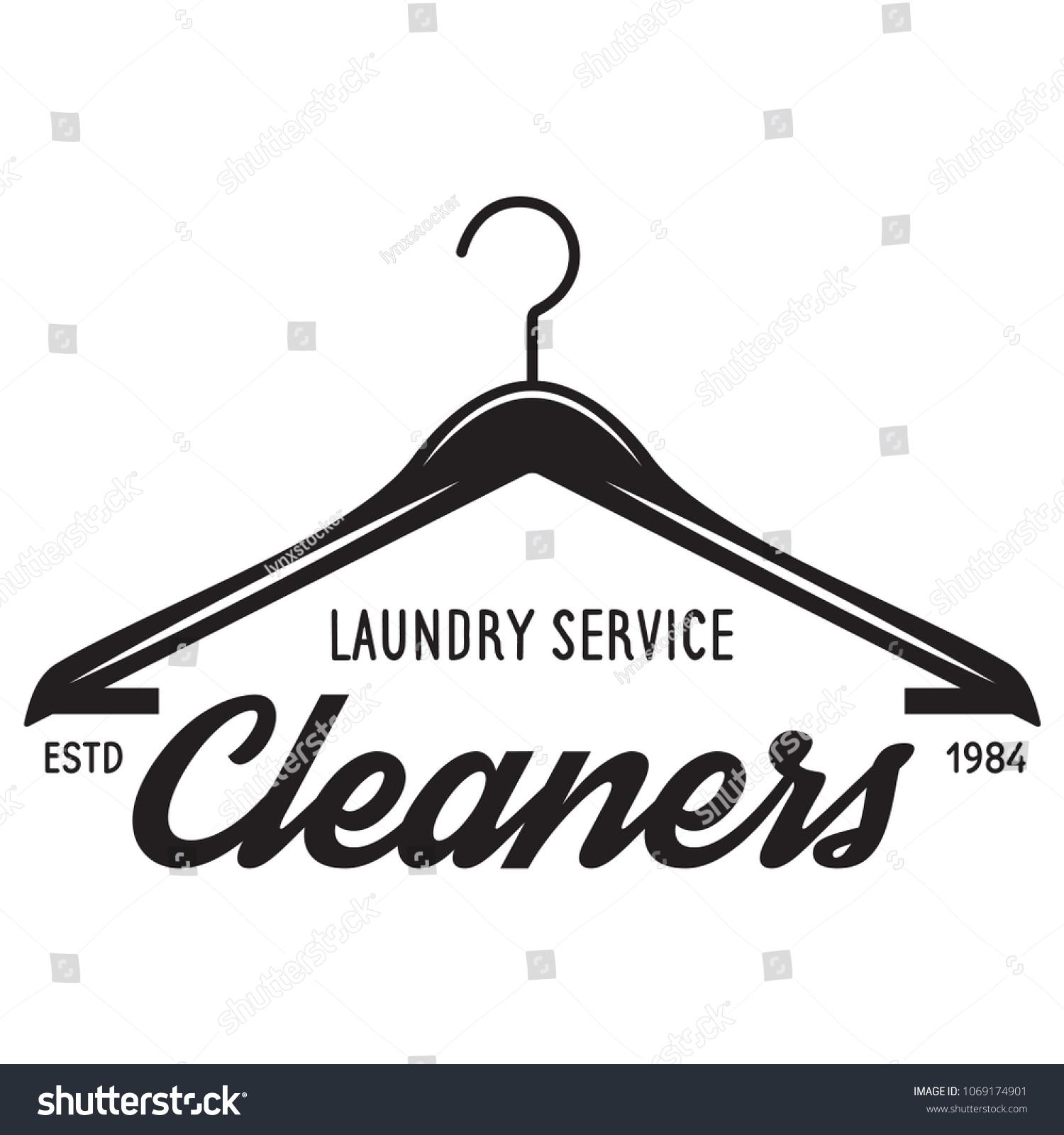 vector laundry logo emblem design element stock vector royalty free 1069174901 https www shutterstock com image vector vector laundry logo emblem design element 1069174901