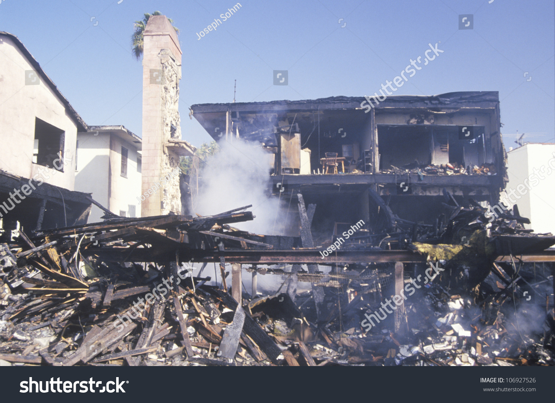 Northridge Ca Natural Disaster