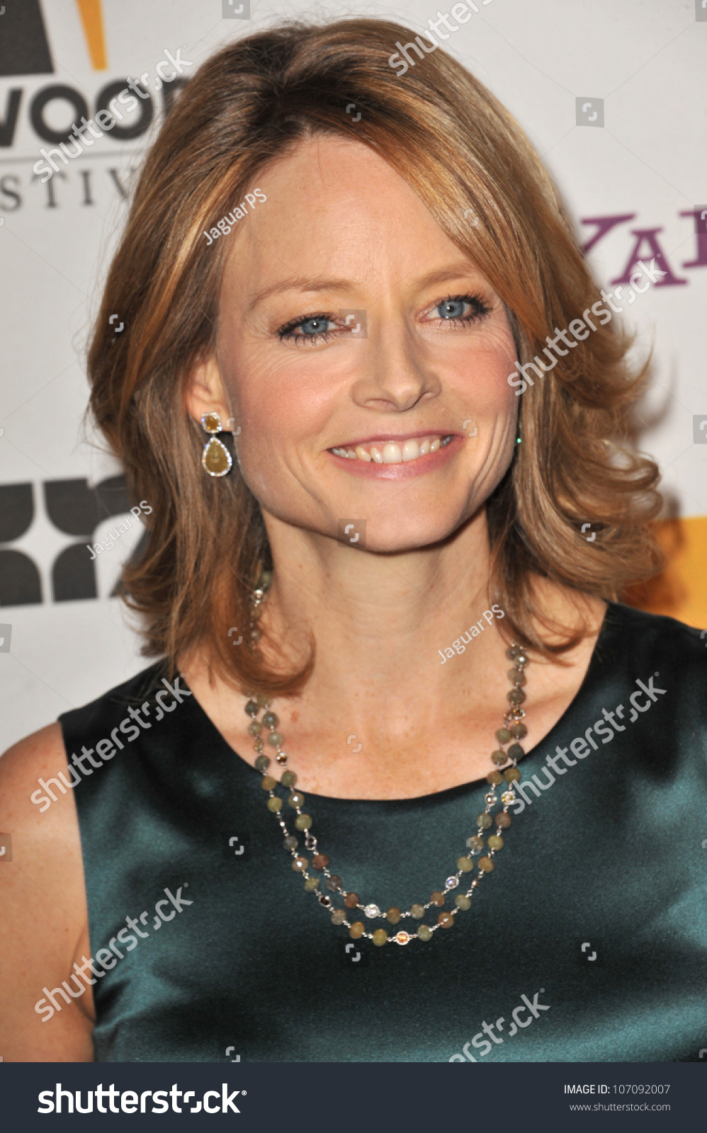 Los Angeles Ca October 25 2010 Jodie Foster At The 14th Annual