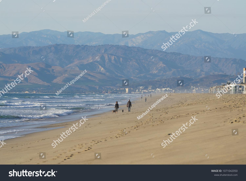 hollywood beach oxnard california stock photo (edit now) 1071042050
