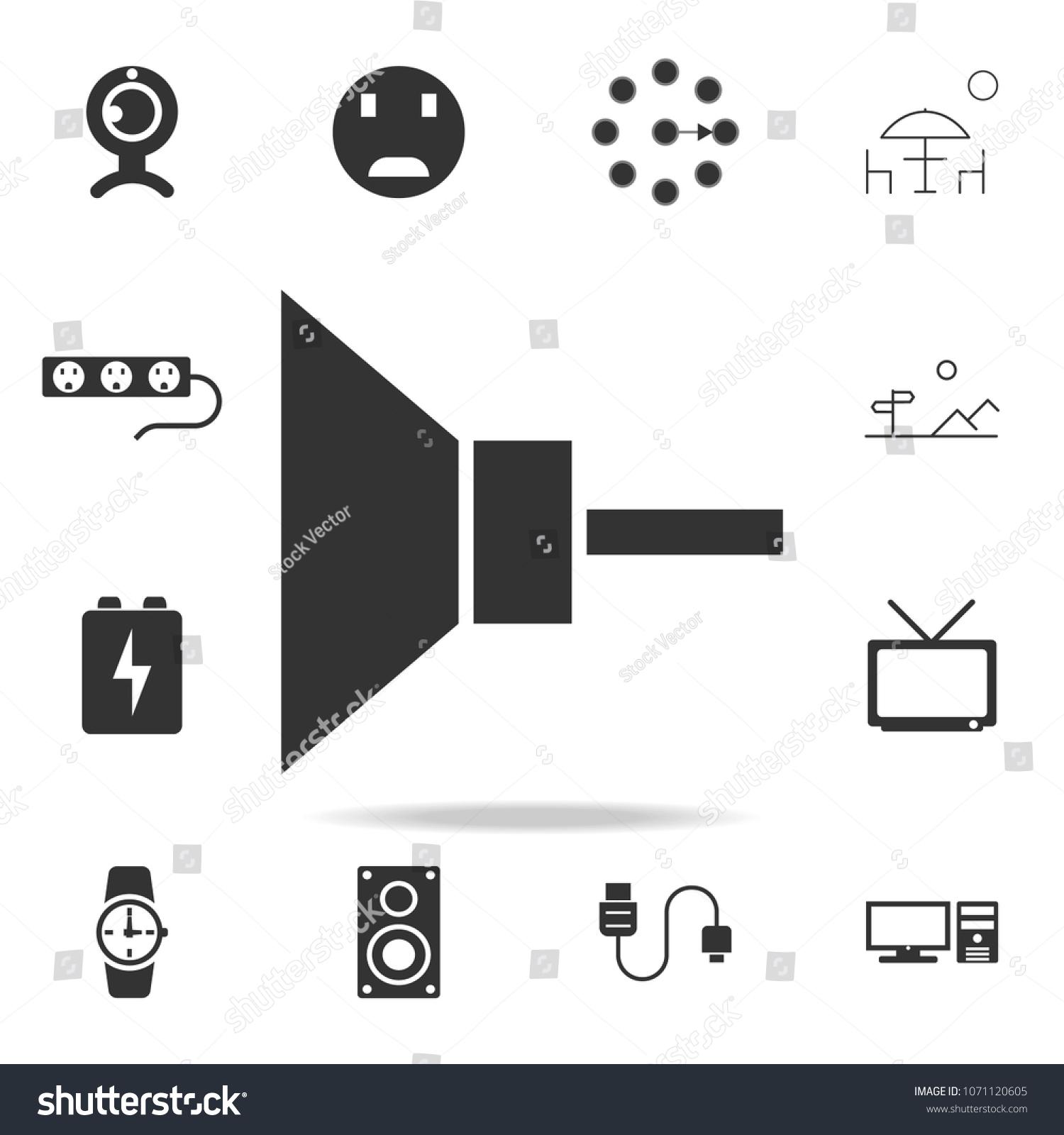 Electronic Circuit Symbol Icon Detailed Set Stock Vector Royalty Symbols Of Web Icons Premium Quality Graphic Design