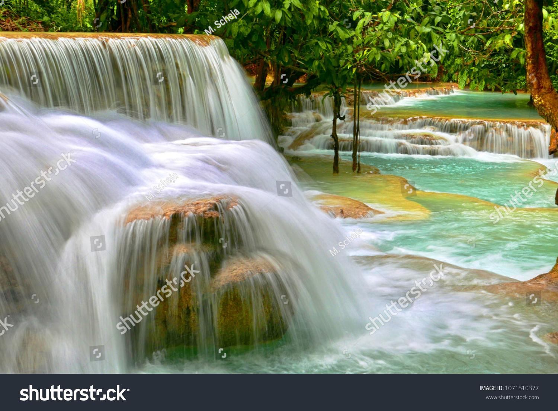 Beautiful Rain Forest Landscape One Southeast Stock Photo Edit Now 1071510377