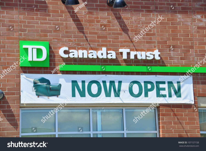 Td canada trust stock options