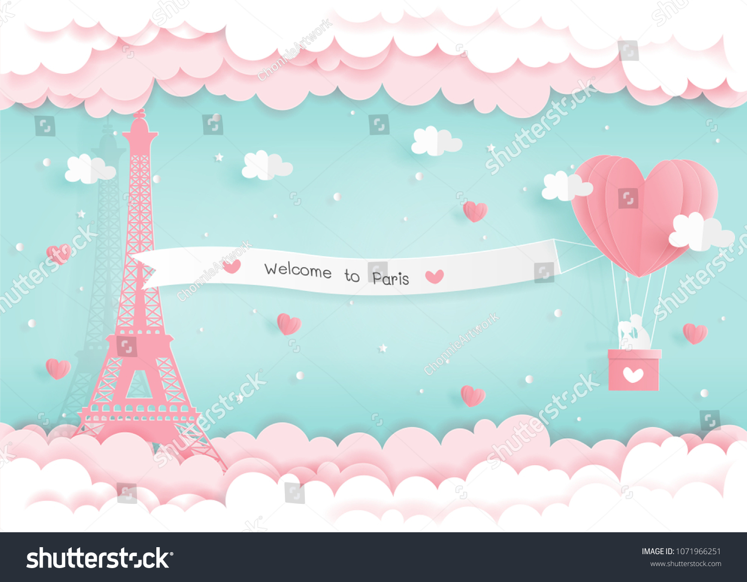 origami paper to make: origami money Eiffel Tower 3D | 1170x1500
