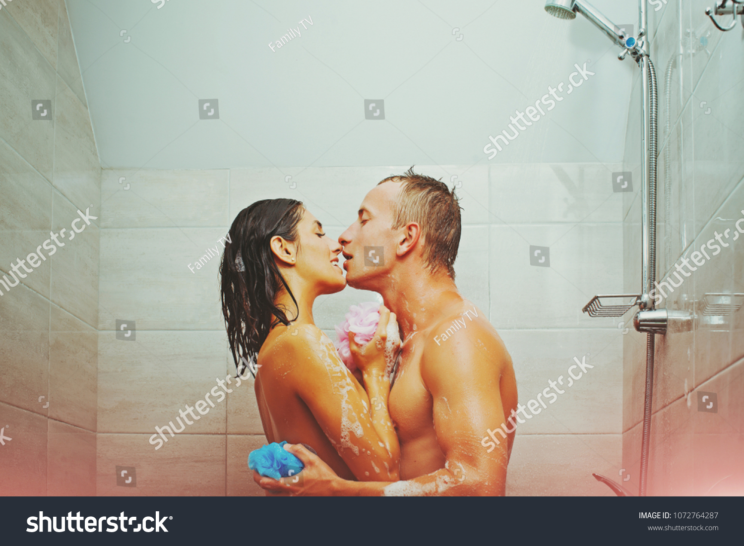 That can boy and girl having sex in the shower