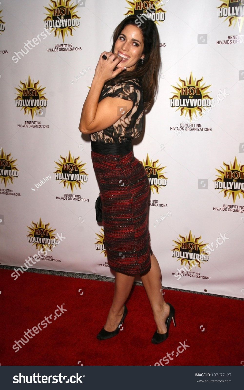 Ana Ortiz Pictures ana ortiz hot hollywood charity event stock photo (edit now