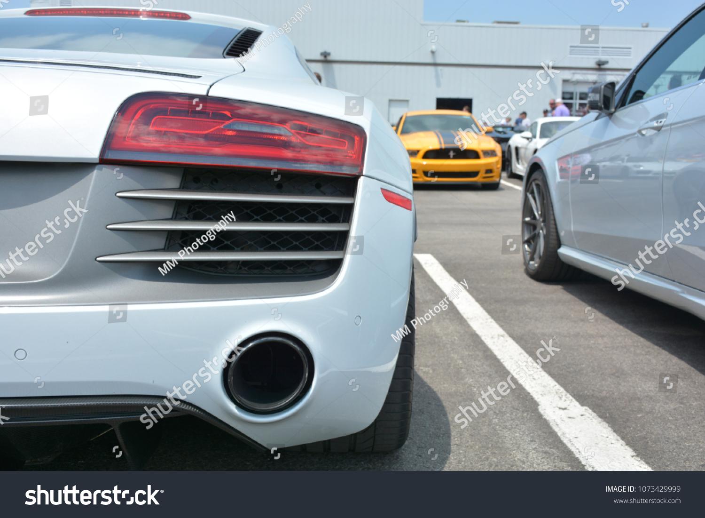 Montreal Quebec Canada June 2018 Audi Stock Photo Edit Now 1073429999