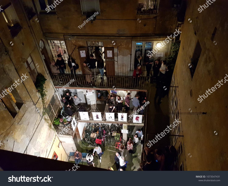 Reggio Emilia Italy 04 20 2018 Stock Photo Edit Now 1073547431