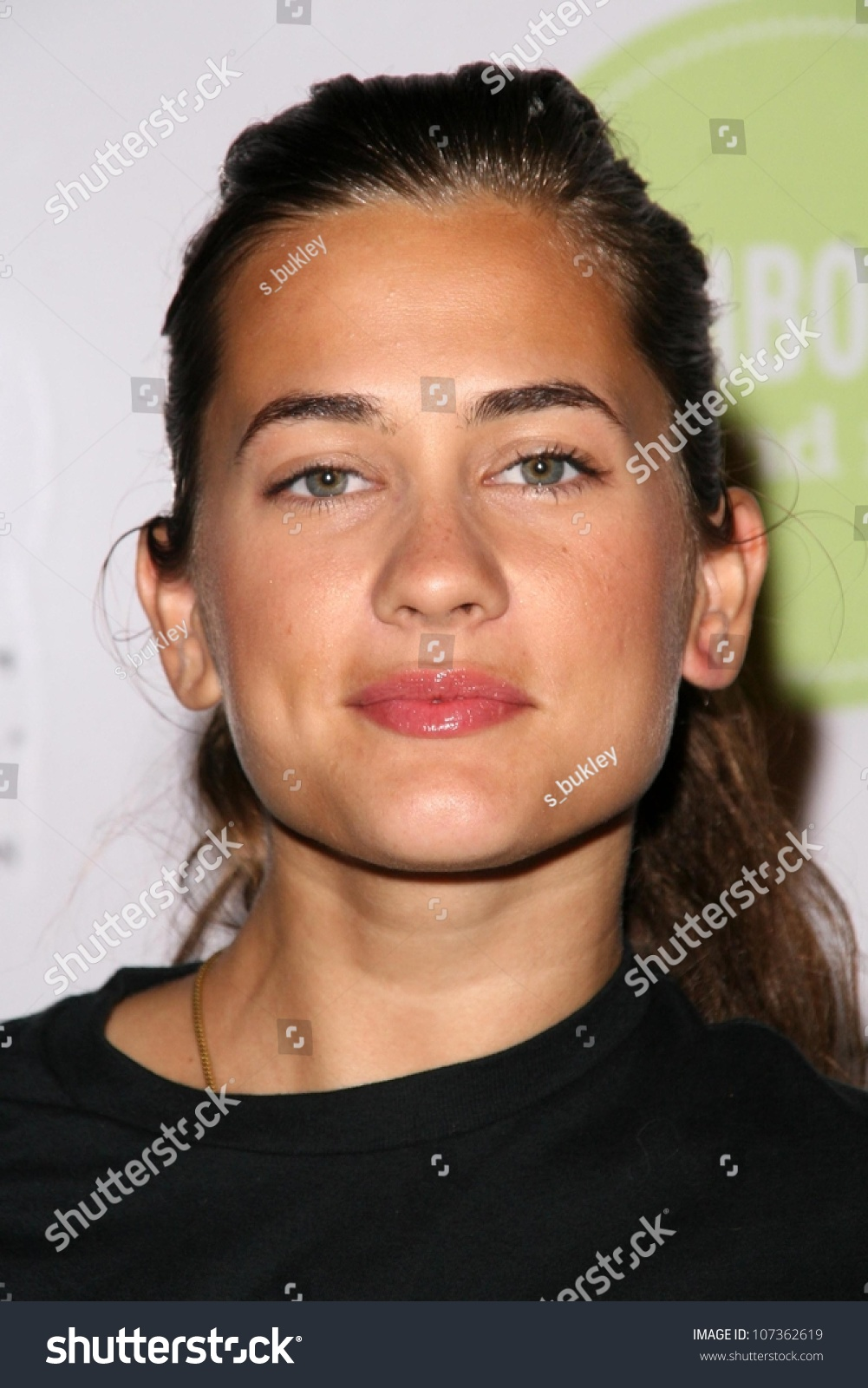 Katie Chonacas At Project 'Visual Impact'S Red Carpet ...