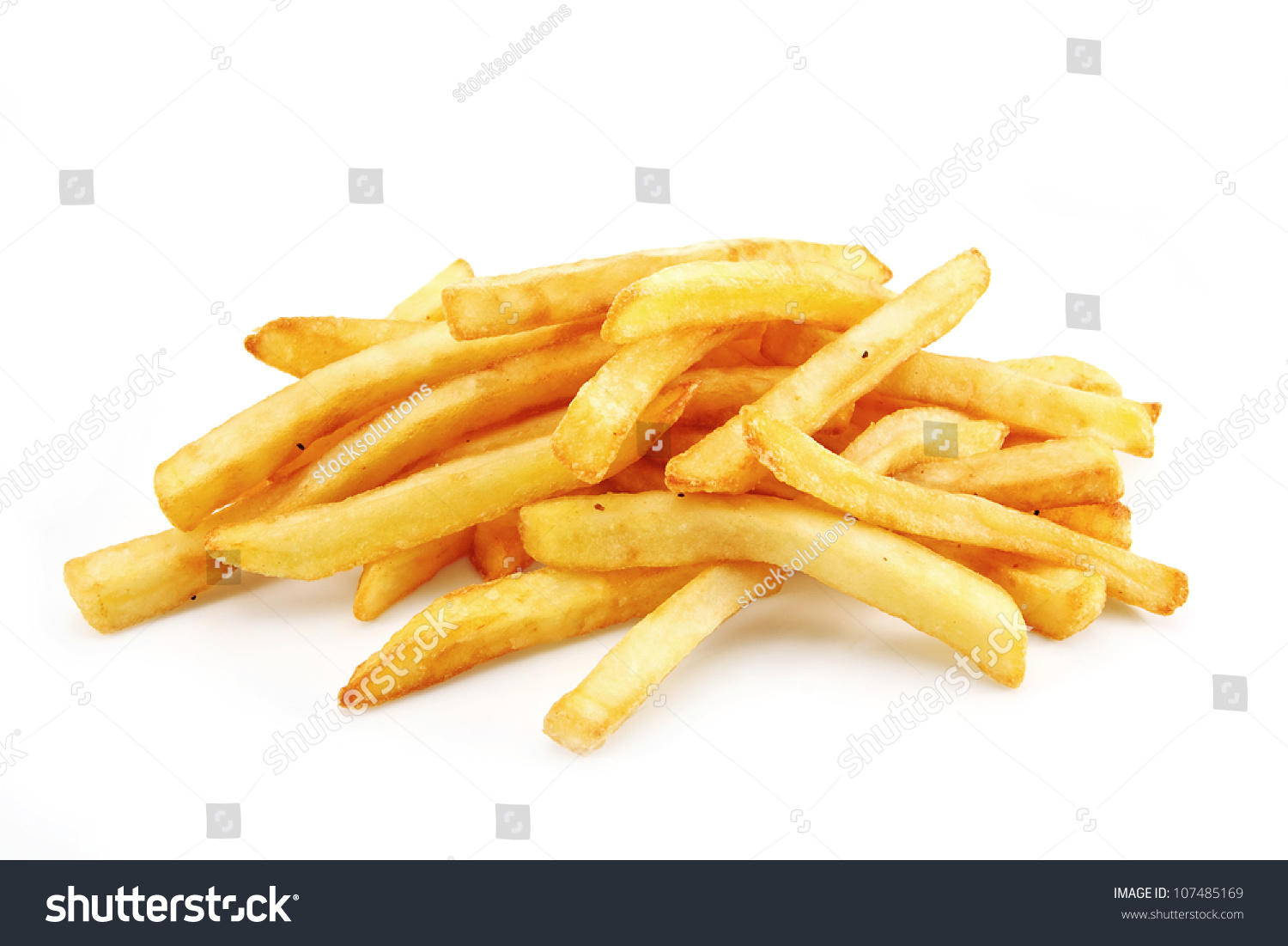 French Fries Or Chips Originally Called Pommes Frites And ...