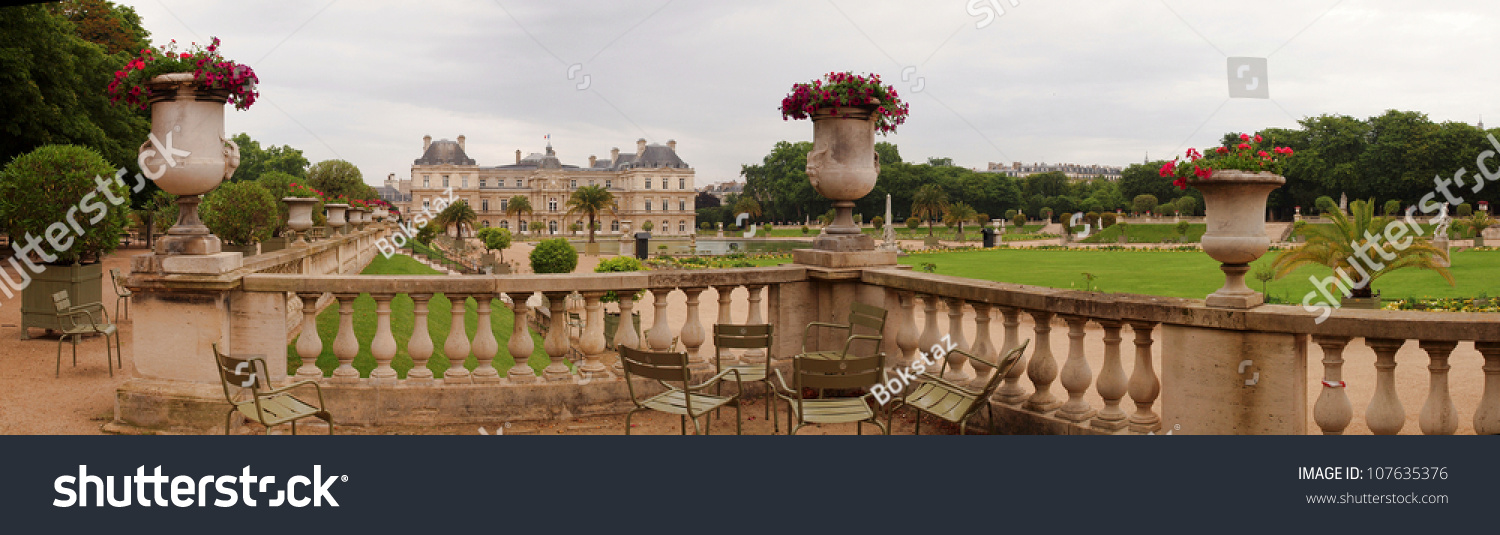 Famous places of paris jardin du luxembourg france for Piscine jardin du luxembourg