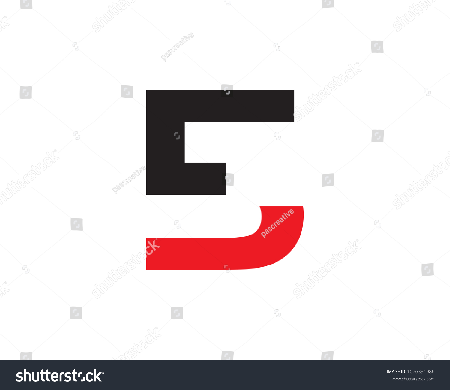Symbol Number Representing Rank Event Quantity Stock Vector Royalty