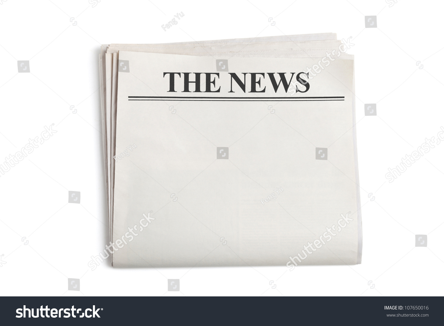 blank newspaper background - c # ile web' e hükmedin!