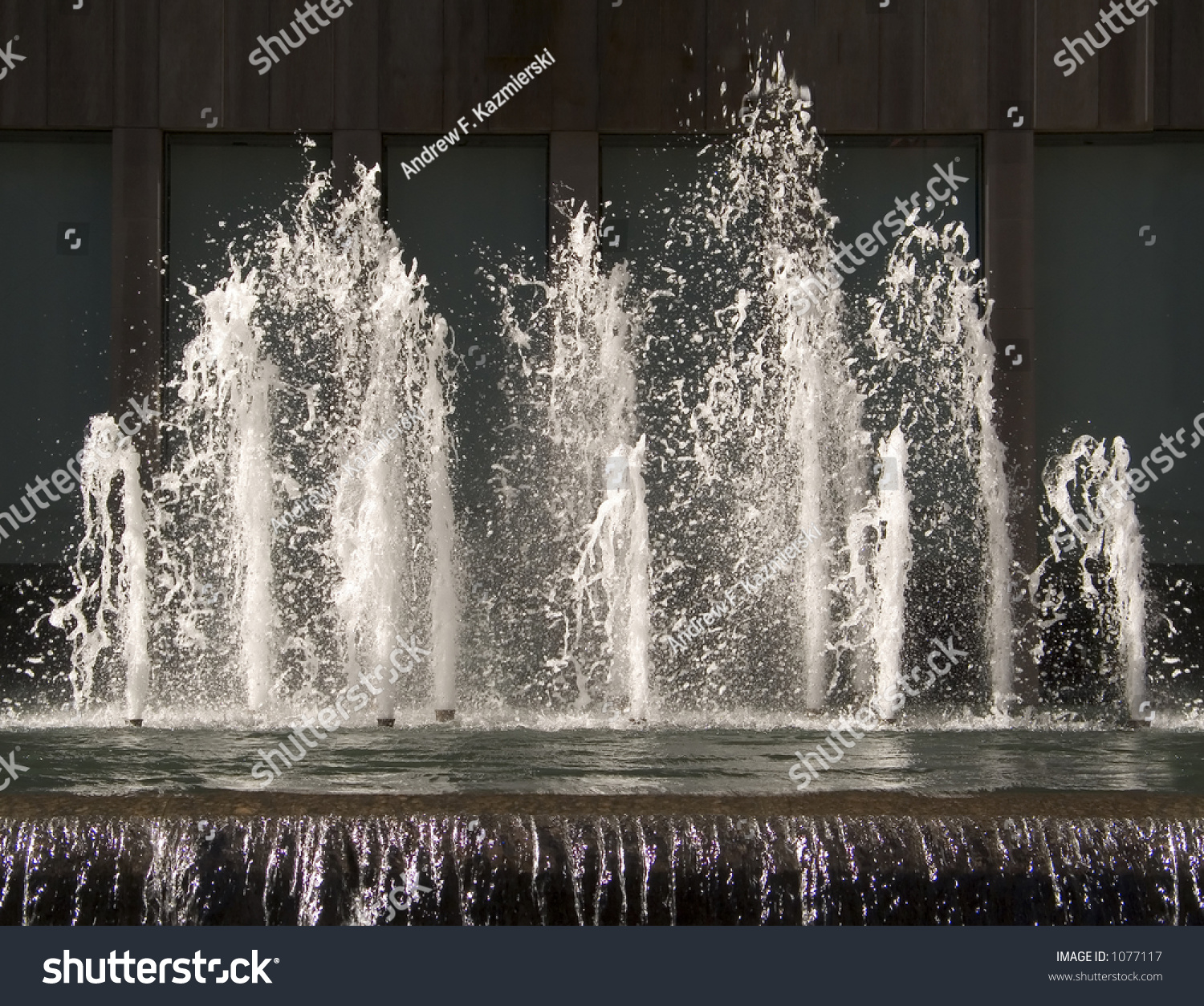 This Freeze Frame Shot Water Splashing Stock Photo (Edit Now ...