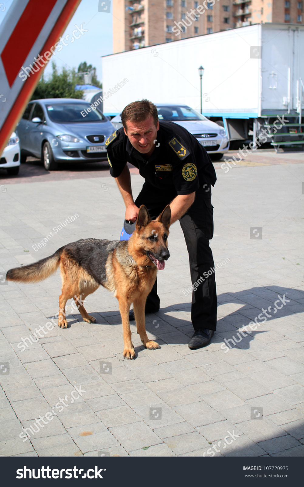 how to become a drug dog handler canada