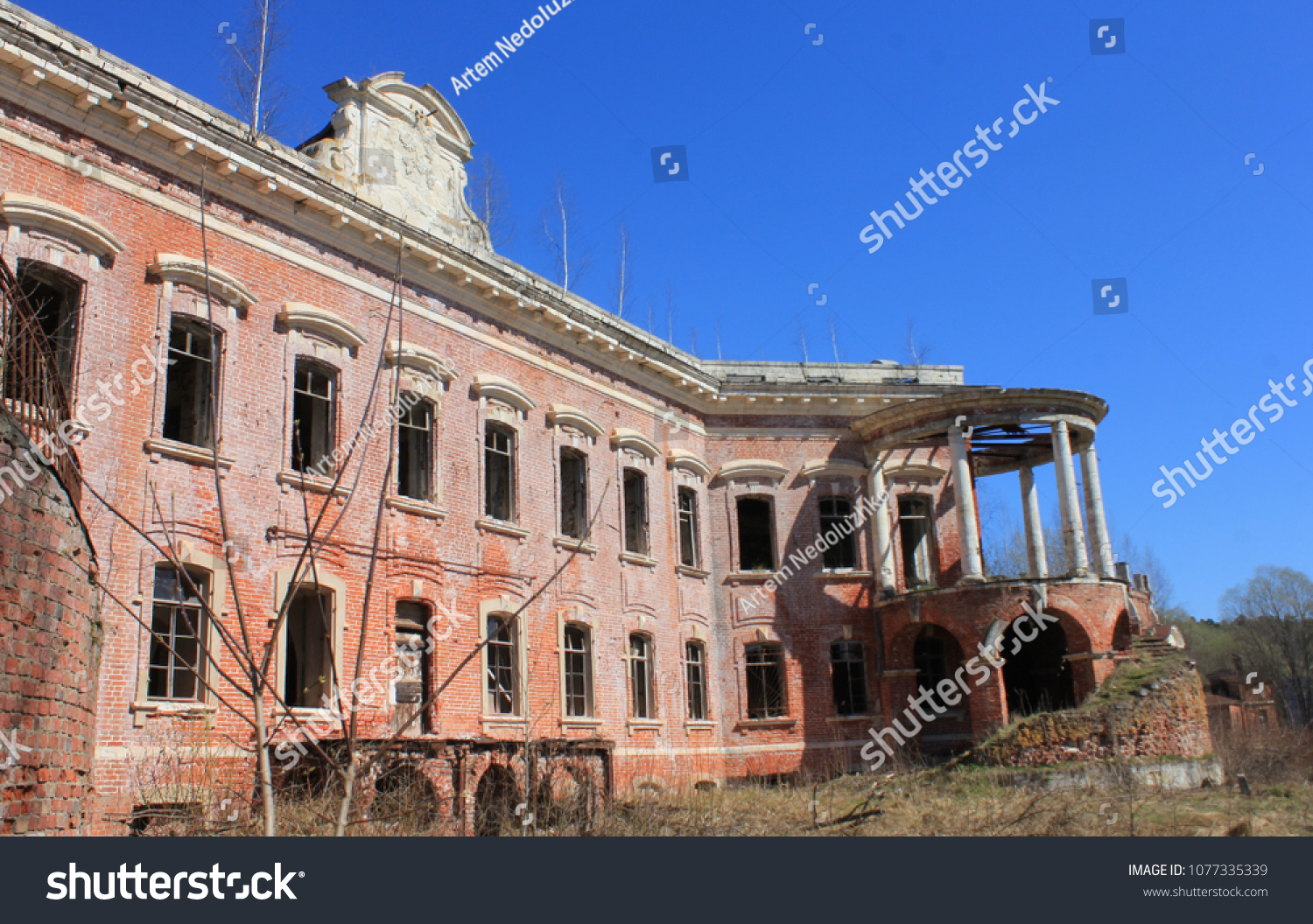 Semyonovskoe Moscow Oblast Russia May 02 Stock Photo (Edit Now
