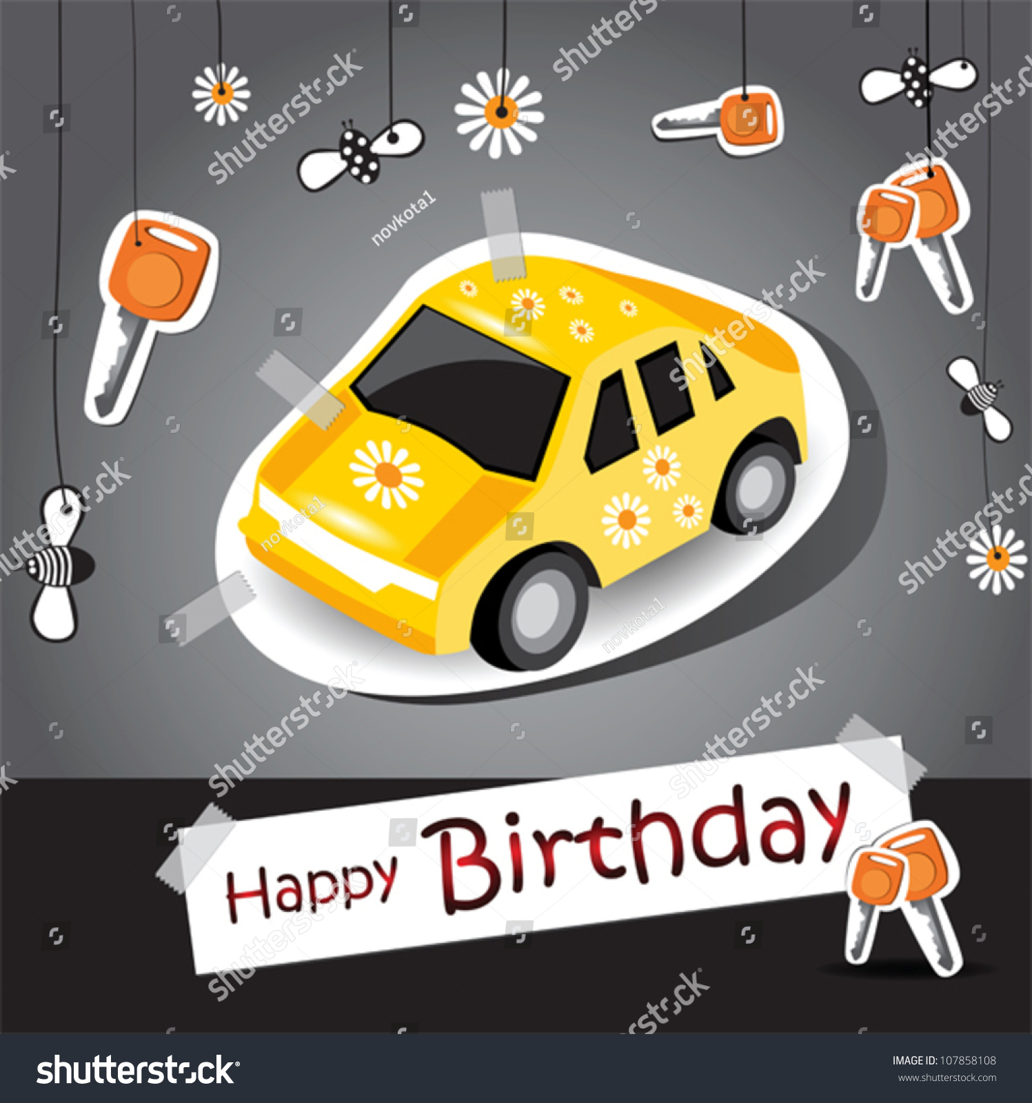Related keywords amp suggestions for happy birthday car