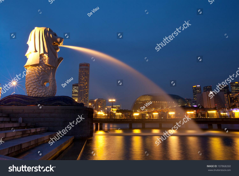 Singapore April 17 Wonder Full Light Show At Marina Bay Sands April 17