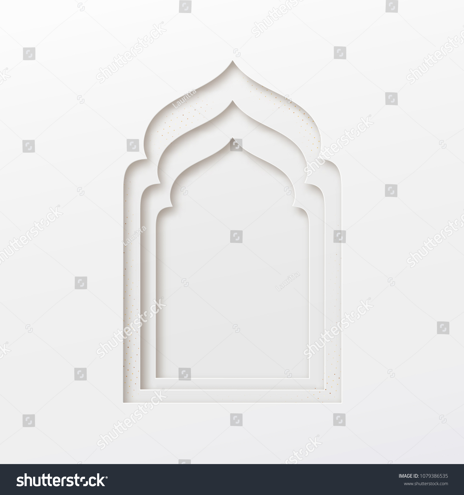 Arabic Window Design Ramadan Kareem Greeting | Royalty-Free ... on jerusalem window, jesus window, valentines day window, thank you window, fashion window, new year window,
