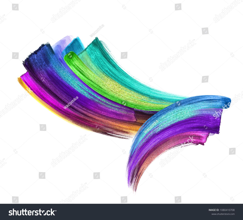 creative brush stroke clip art isolated stock illustration rh shutterstock com brush stroke clipart blue brush stroke clipart