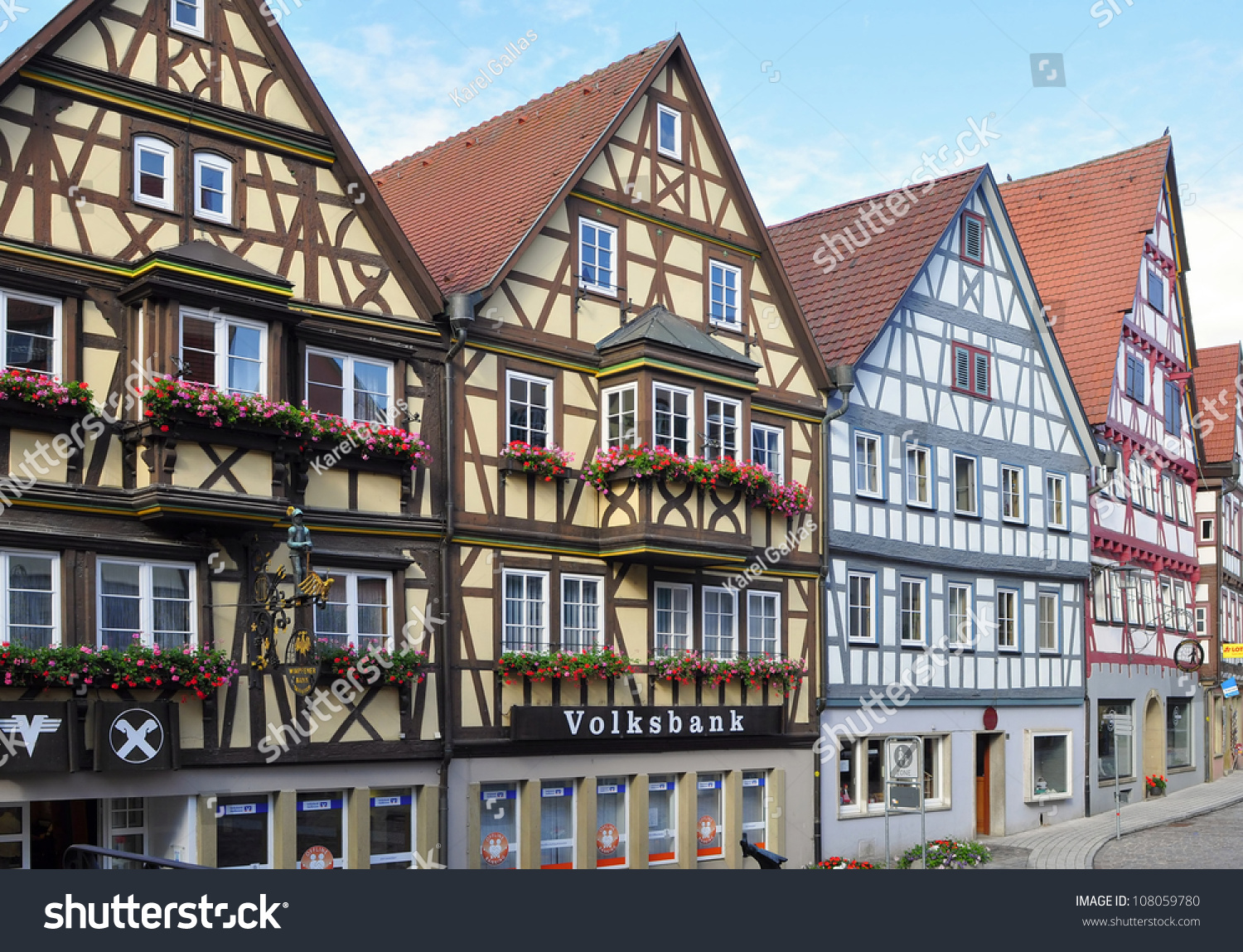 spa bad wimpfen in germany stock photo 108059780 shutterstock. Black Bedroom Furniture Sets. Home Design Ideas