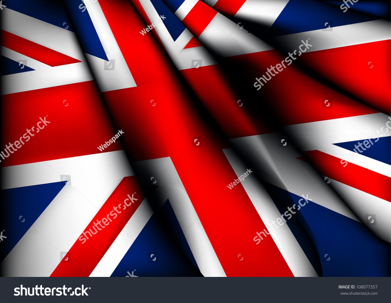 england uk flag eps10 stock vector 108077357 shutterstock