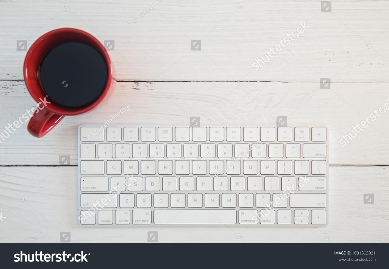 White Wood Computer Desk Creative Essentials Lap Desk