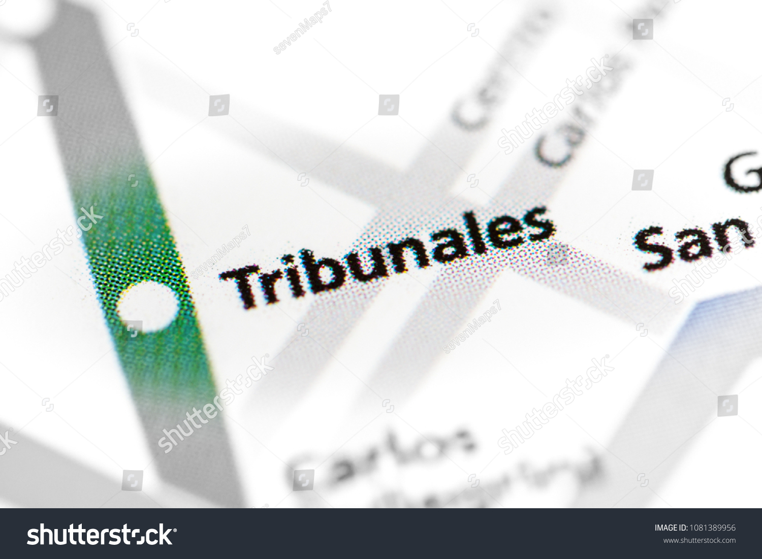 Subway Map Of Buesnos Aries Olleros Station.Tribunales Station Buenos Aires Metro Map Stock Photo Edit Now