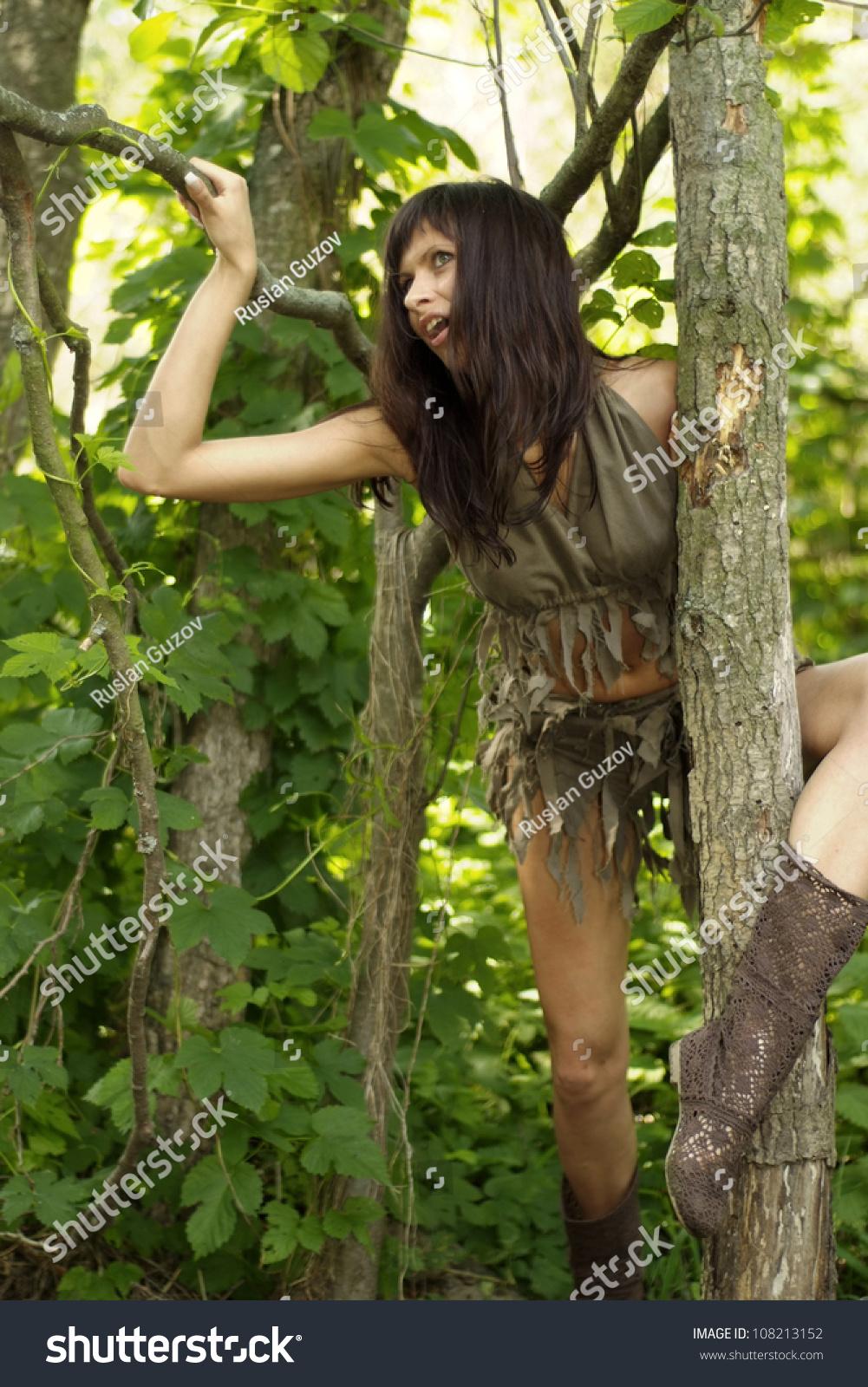 girl in loincloth stock - photo #20