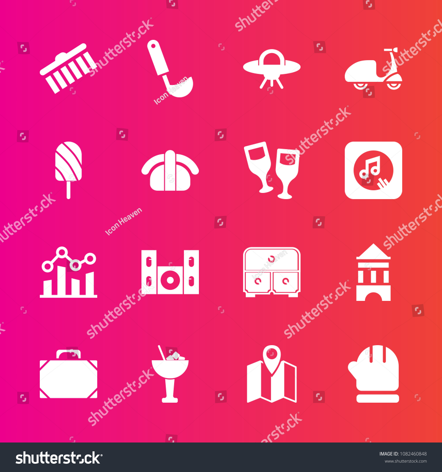 premium set fill vector icons such stock vector royalty free 1082460848 shutterstock
