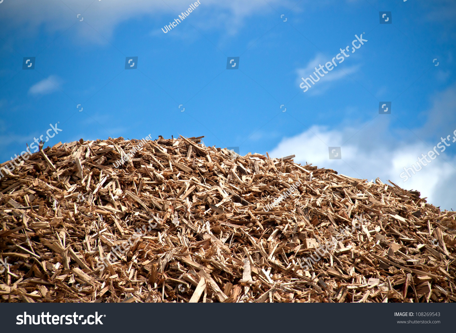 pile of wood for combustion in biomass power plant stock photo 108269543 shutterstock. Black Bedroom Furniture Sets. Home Design Ideas
