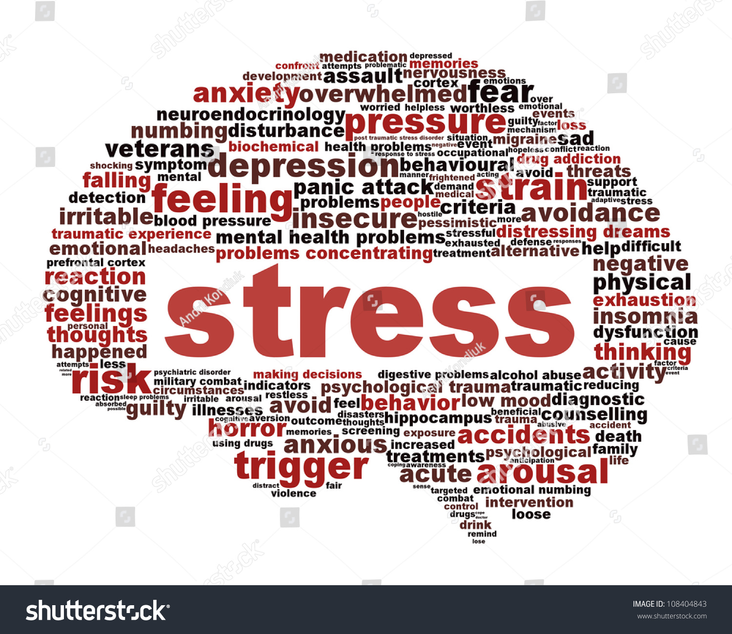 Stress symbol isolated on white background stock illustration stress symbol isolated on white background feeling of low mood and anxiety icon conceptual design buycottarizona Image collections