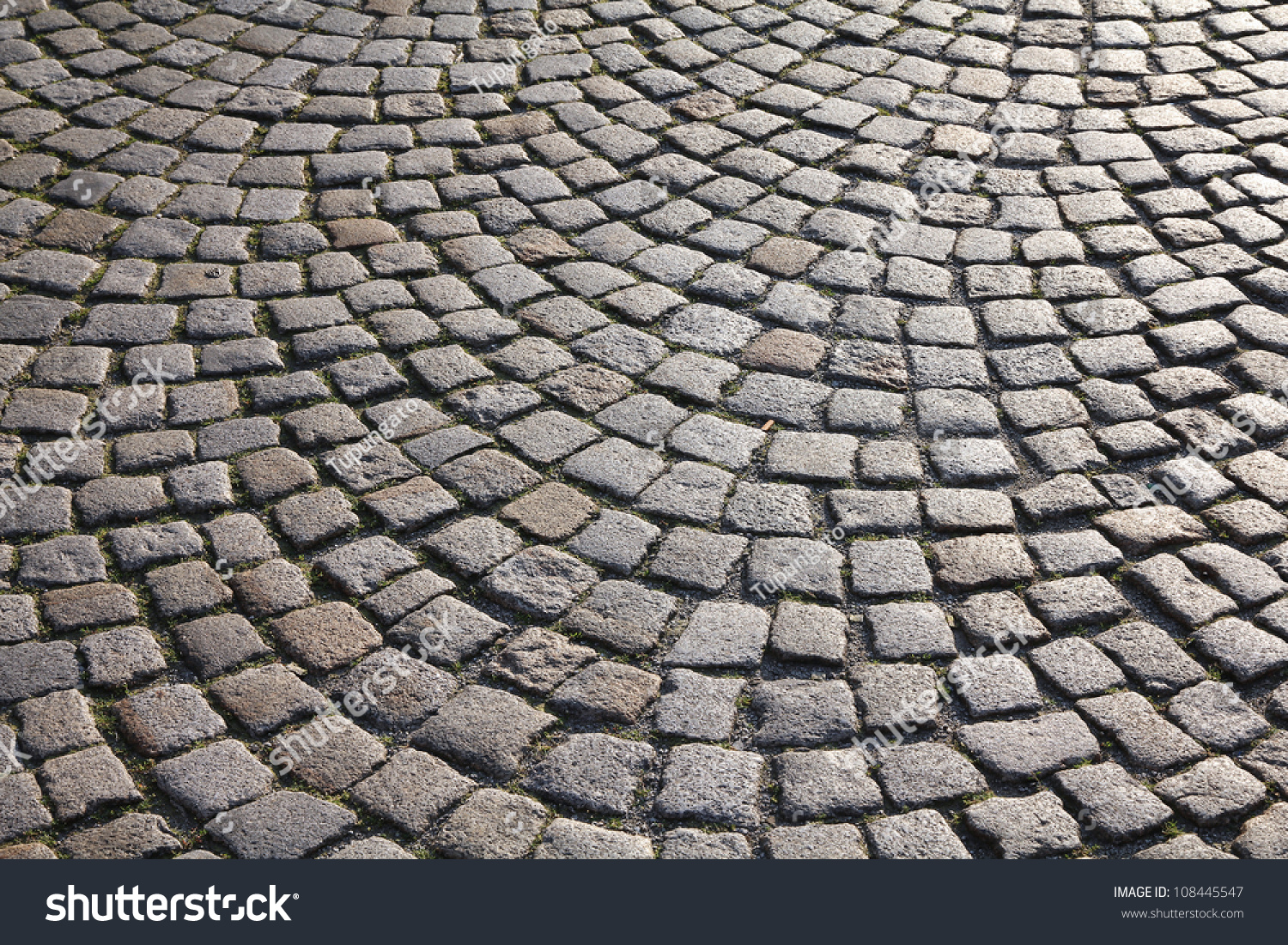 Cobblestone Background Texture Cobbled Square In Bautzen