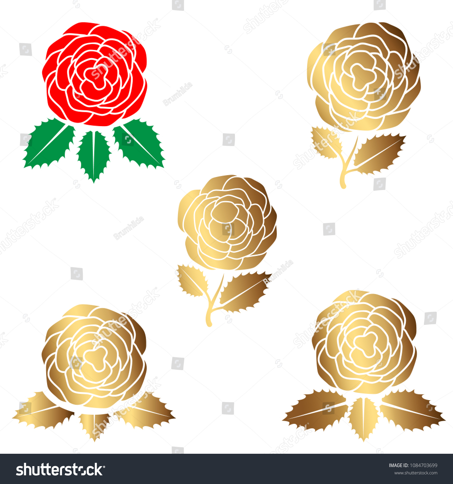 Beauty rose logo sign symbol beauty stock vector royalty free beauty rose logo sign symbol for beauty salon beauty shop spa salon izmirmasajfo