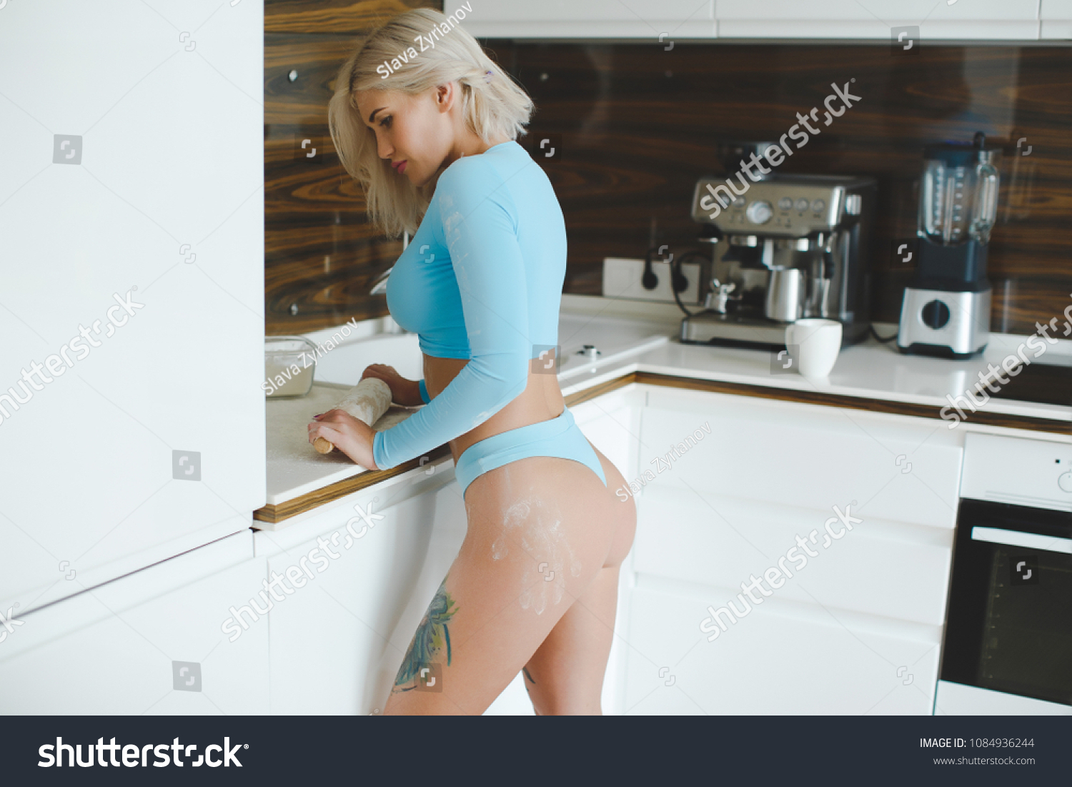 Accept. The Sexy cooking in lingerie something