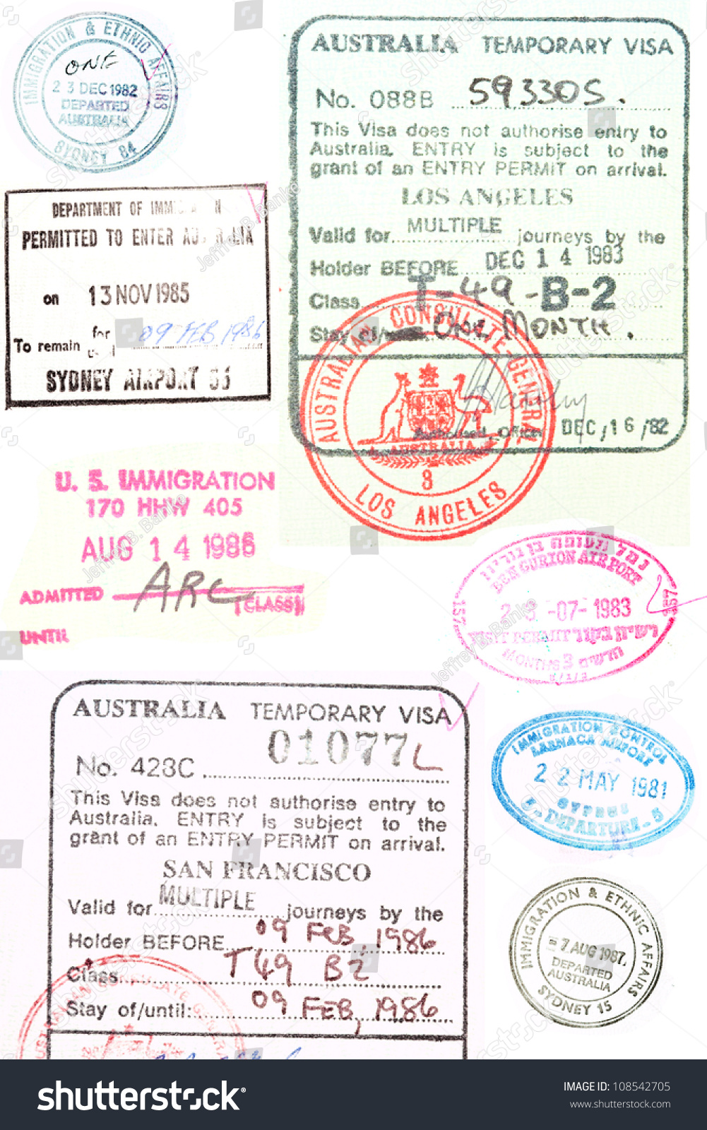 how to get visa in sydney australia