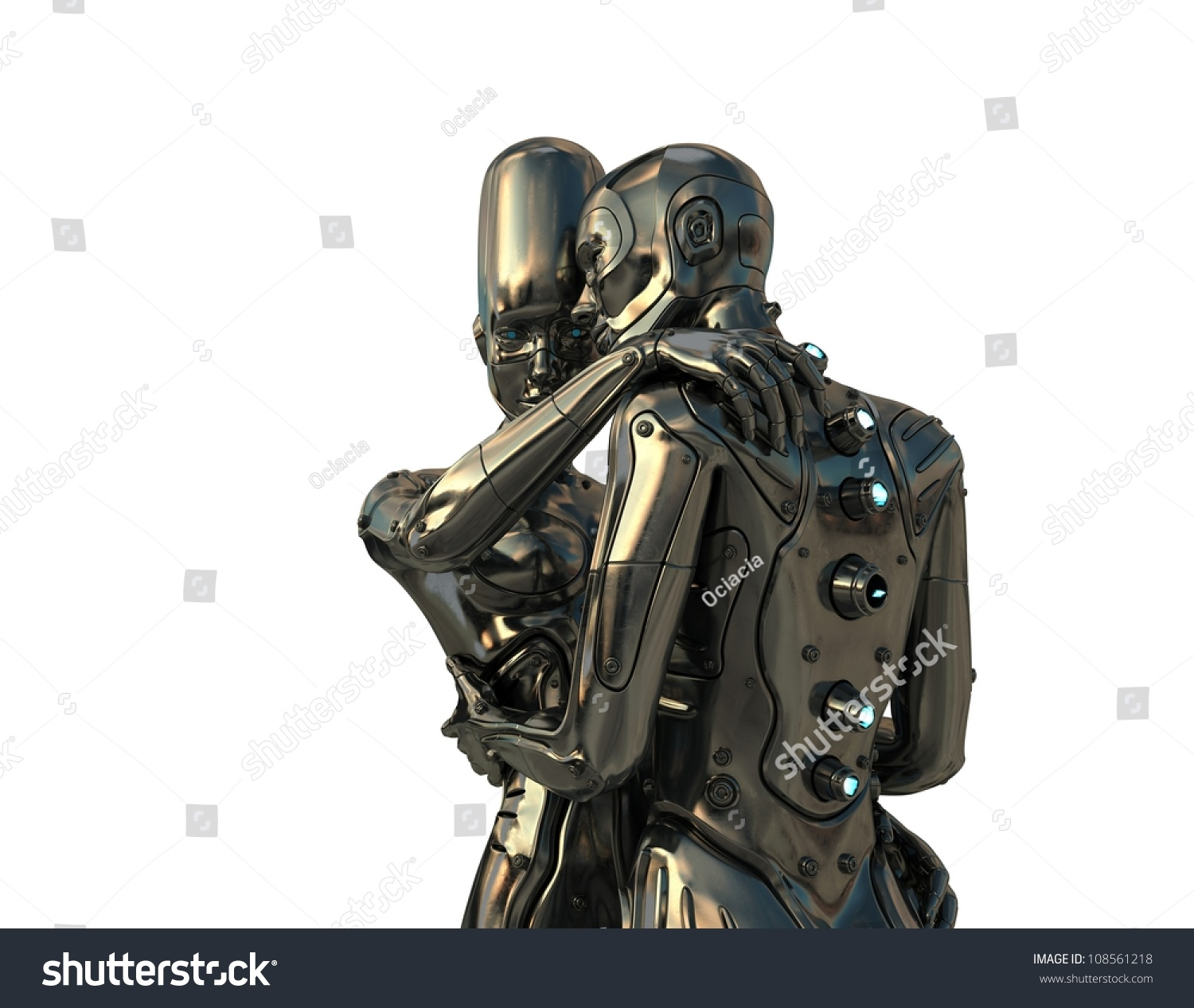 dating robots in the future